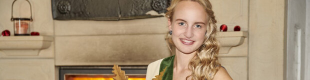 Laura Stegemann – Powerfrau und Weihnachtsbaumkönigin